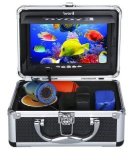Eyoyo - Best Top Rated Portable Fish Finder for Kayak & Small Boat