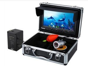Eyoyo - Best Portable DVR Video Camera Fish Finder for Kayak & Small Boat