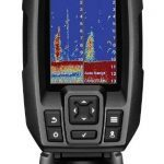 Garmin Striker 4 with Transducer, 3.5 GPS Fishfinder with CHIRP Traditional Transducer