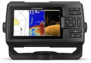 Garmin Striker 4cv - Best Fish Finder GPS with ClearVu Scanning Sonar