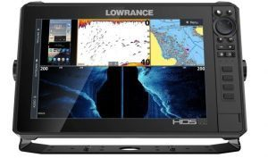 Lowrance HDS-12 Live – 12- Inch Fish Finder