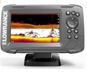 HOOK2 5 – 5inch Fish Finder with SplitShot Transducer