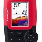 HawkEye Fishtrax 1C Fish Finder with HD Color