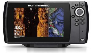 Humminbird HELIX 7 - Best MEGA Side Imaging Fish Finder GPS