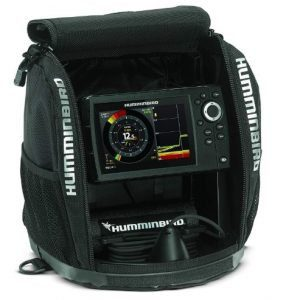 Humminbird 410970-1 Ice Helix 5, Black