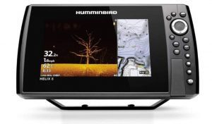 Humminbird Helix 8 G3N - Best Fish Finder GPS MEGA DI