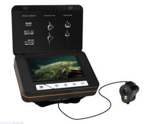 MOOCOR - Best Top Rated Fish Finder with HD Camera for 200