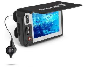 Moocor - Best Portable Underwater Fish Finder Camera DVR Video Cam for Kayak & Small Boat