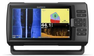 Garmin Striker Plus 9SV with CV52HW-TM transducer, 010-01875-00