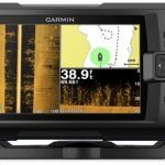 "Garmin Striker 7SV with Transducer, 7"" GPS Fishfinder with Chirp Traditional, ClearVu and SideVu Scanning Sonar Transducer and Built in Quickdraw..."
