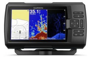 Garmin Striker Plus 7Cv with Cv20-TM transducer, 010-01873-00