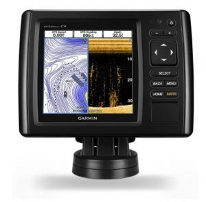 Garmin echoMAP CHIRP 53cv with transducer, 010-01798-01