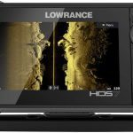Lowrance HDS-7 LIVE - 7-inch Fish Finder No Transducer Model is compatible with StructureScan 3D and Active Imaging Sonar. Smartphone integration. Preloaded C-MAP US Enhanced mapping