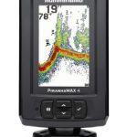 Humminbird 410150-1 PIRANHAMAX 4 Fish Finder,Black