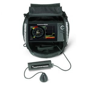 Humminbird 410980-1 Humminbird 410980-1 ICE Helix 7 Fishfinder Chirp GPS G2 FB