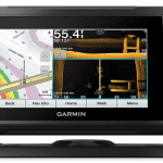 "Garmin ECHOMAP UHD 73sv, 7"" Keyed-Assist Touchscreen Chartplotter with U.S. LakeVü g3 and GT54UHD-TM transducer"