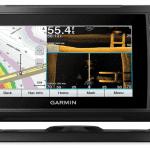 "Garmin ECHOMAP UHD 73sv, 7"" Keyed-Assist Touchscreen Chartplotter with U.S. LakeVü g3 and GT54UHD-TM transducer"