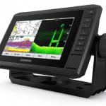 "Garmin ECHOMAP UHD 74Cv, 7"" Keyed-Assist Touchscreen Chartplotter with U.S. BlueChart G3 and GT24UHD-TM Transducer"