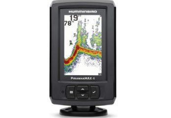Humminbird 410150-1 PIRANHAMAX 4 Fish Finder review Black
