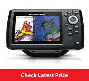 Humminbird 410210-1 HELIX 5 CHIRP GPS G2 Fish finder review