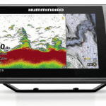 Humminbird Helix 8 G3N Fish Finder with Chirp, GPS, and 8-Inch-Display, Black