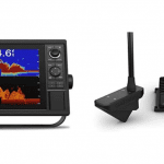 Garmin GPSMAP 1242xsv, SideVu, ClearVu and Traditional Sonar with Mapping