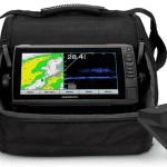 Garmin Panoptix LiveScope Ice Fishing Bundle, Includes ECHOMAP UHD 93sv Combo and Panoptix LiveScope Sonar Transducer