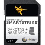 Humminbird 600034-1 SmartStrike Dakotas/Nebraska Map Card
