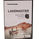 Humminbird 600040-2 SmartStrike Western States Map Card