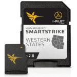 Humminbird 600040-3 SmartStrike Western States V2.0 Micro SD Card