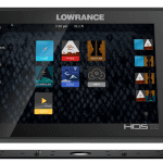 Lowrance HDS-12 Live with Active Imaging 3-in-1 Transom Mount Transducer & C-MAP Pro Chart