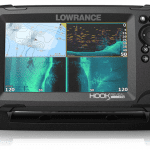 Lowrance HOOK Reveal 7 TripleShot - 7-inch Fish Finder with TripleShot Transducer, Preloaded C-MAP US Inland Mapping