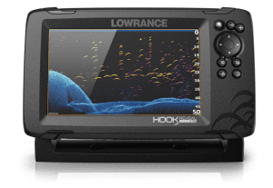 Lowrance Hook Reveal 7x with SplitShot