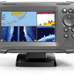 Lowrance HOOK2 5 - 5-inch Fish Finder with TripleShot Transducer and US / Canada Navionics+ Map Card