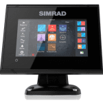 "Simrad GO5 XSE 5"" Fishfinder"